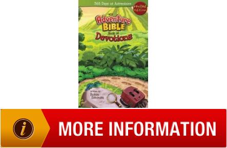 Adventure bible book of devotions niv 365 days unmotivatedeyen